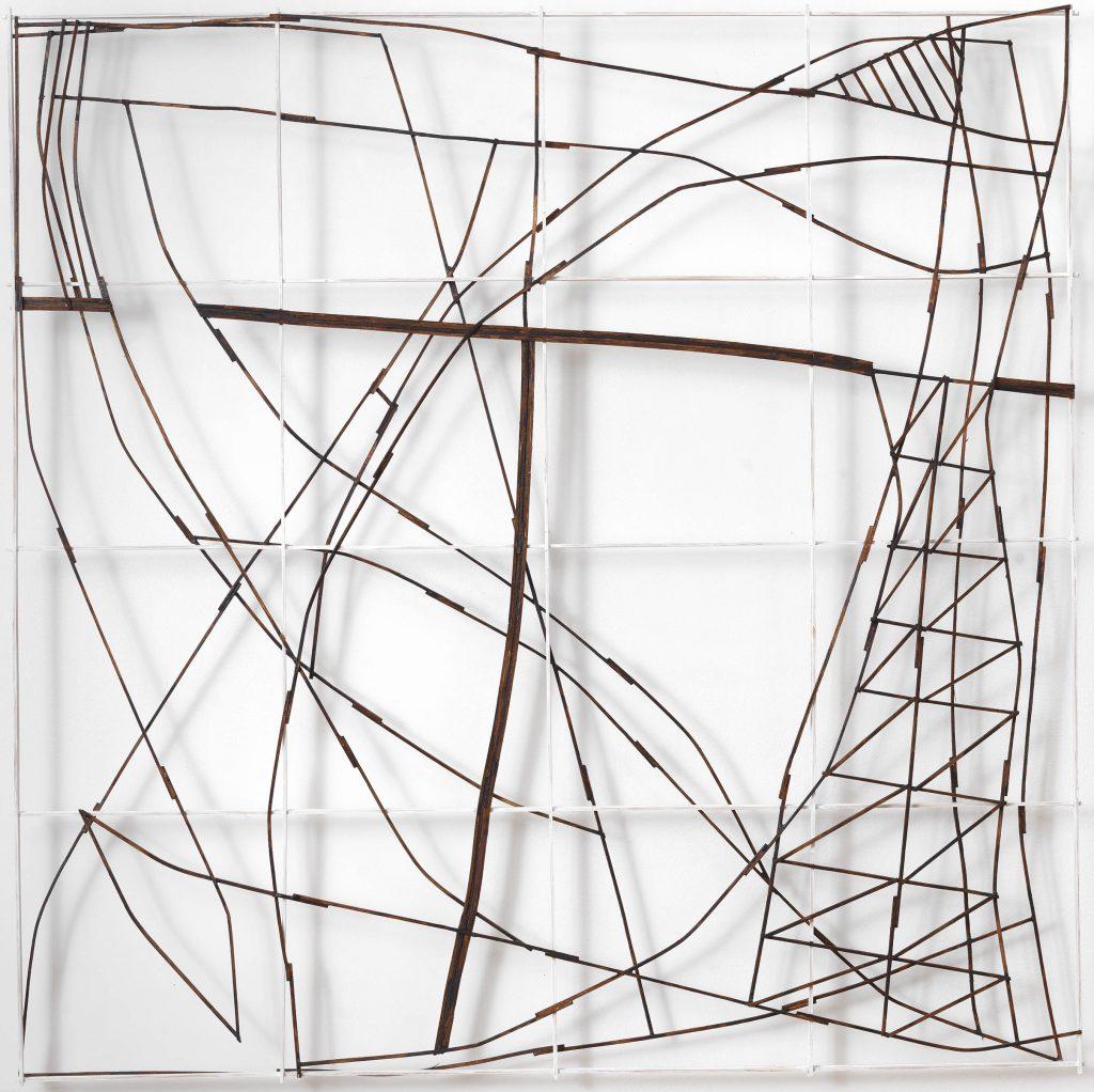 Le sculpteur Françis Limérat à Lyon, galerie d'art lyon, art contemporain lyon, galerie Lyon
