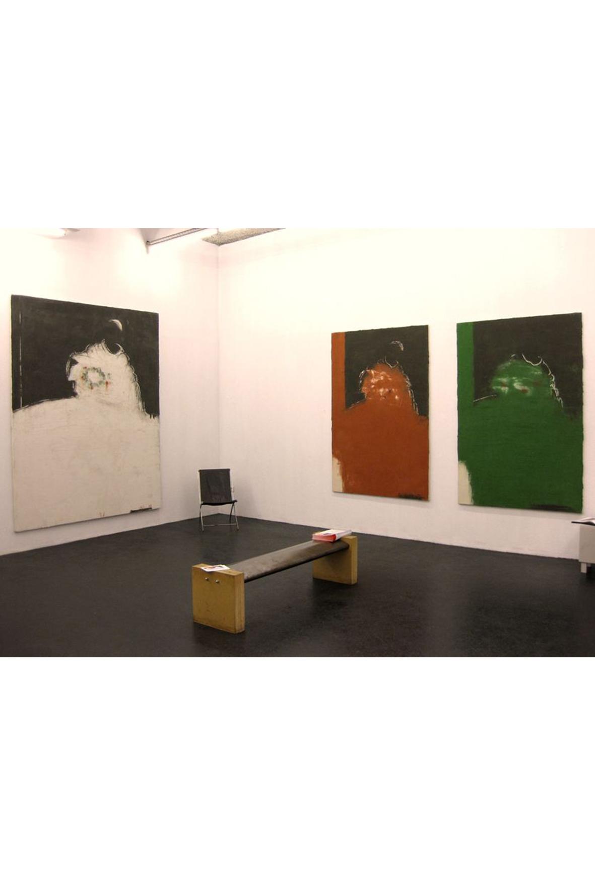 Peintures de jean Pierre Schneider, galerie d'art lyon, art contemporain lyon, galerie Lyon