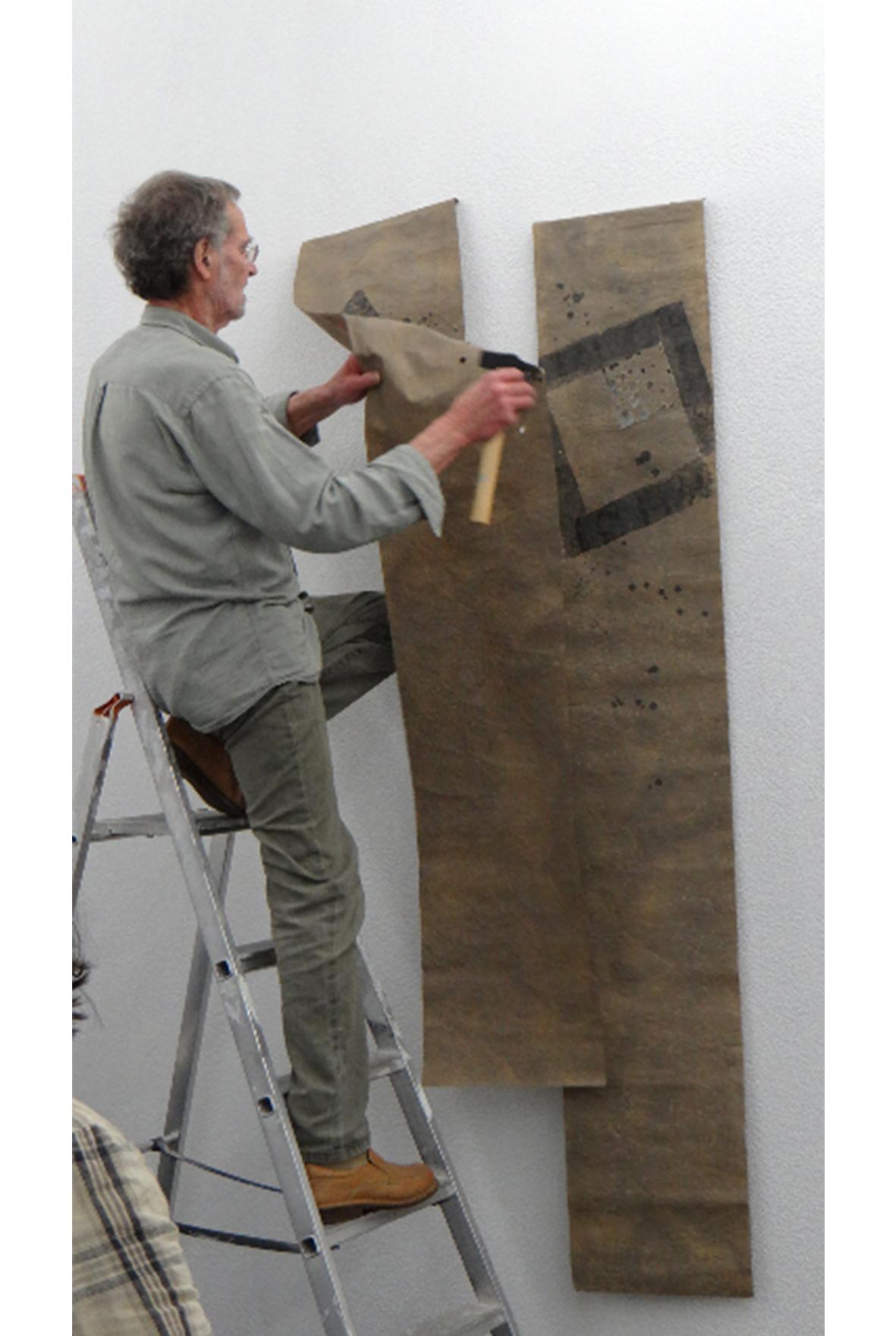 exposition Marcel Robelin 2013, galerie d'art lyon, art contemporain lyon, galerie Lyon