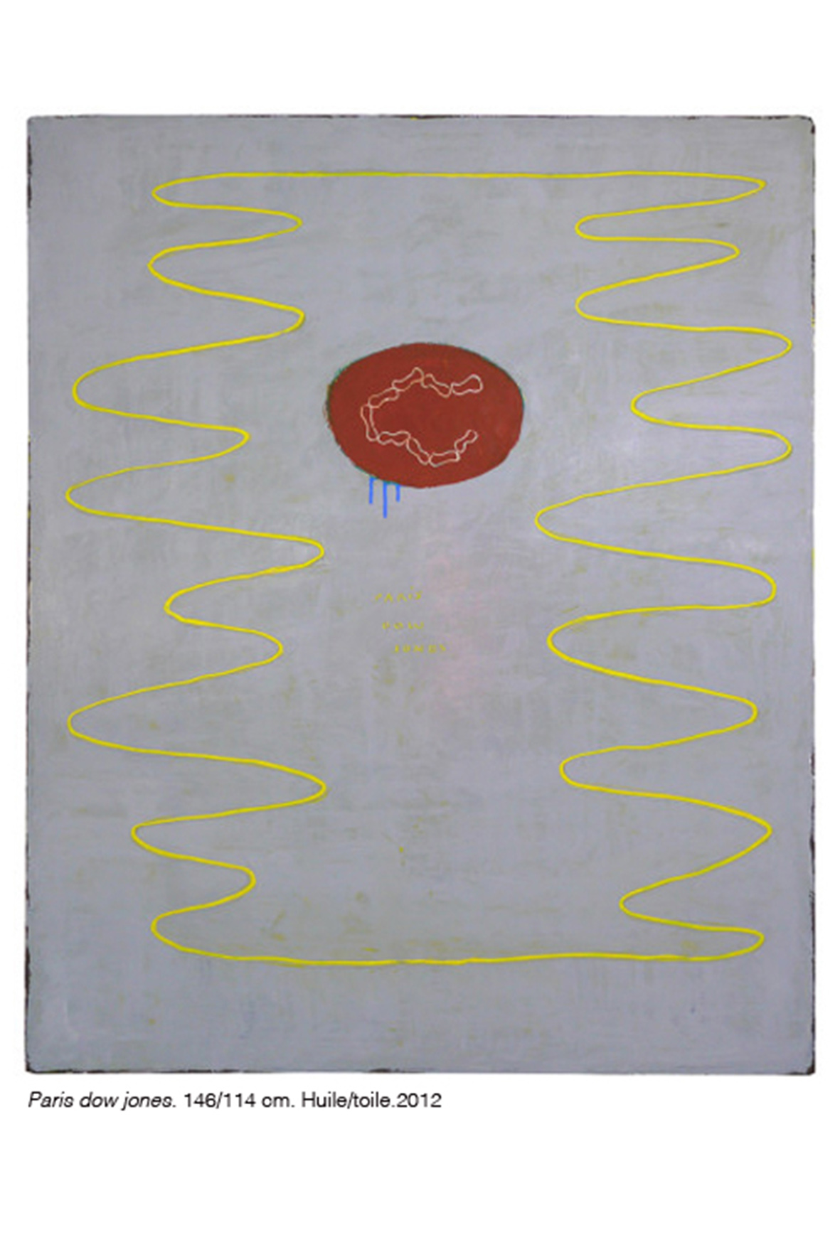 Abstraction sensible d'Olivier Aubry, galerie d'art lyon, art contemporain lyon, galerie Lyon