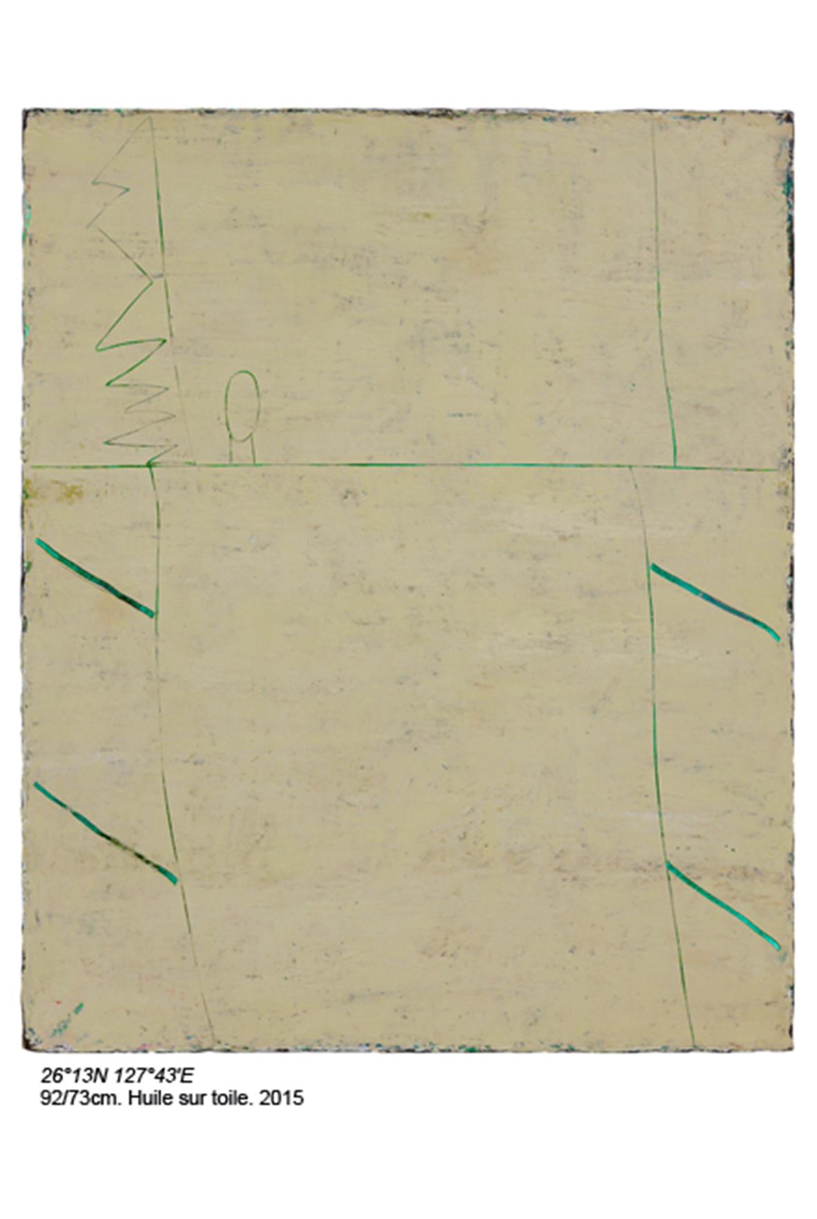 A Lyon, l'oeuvre d'Olivier Aubry, galerie d'art lyon, art contemporain lyon, galerie Lyon