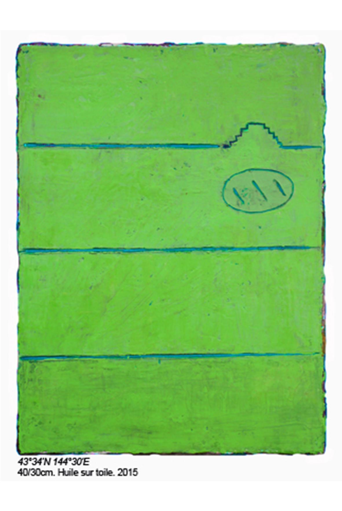 Olivier aubry peinture à l'huile, galerie d'art lyon, art contemporain lyon, galerie Lyon