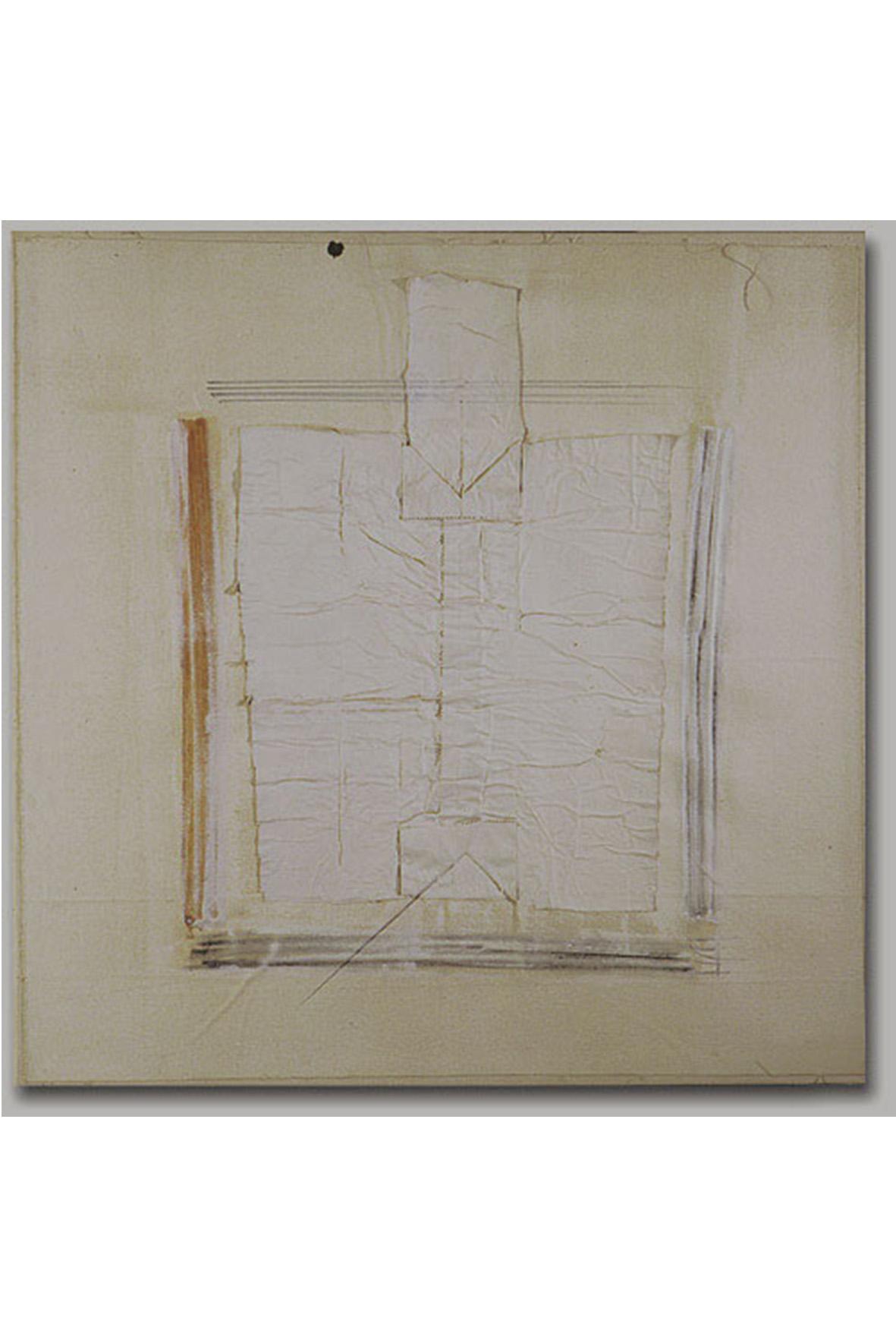 Maître de l'abstraction des années 70, galerie d'art lyon, art contemporain lyon, galerie Lyon